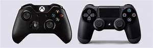 Dualshock 4 Vs Xbox One S Controller  2019