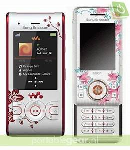 Sony Ericsson S500i : gsm trend bloemetjesmotieven ~ A.2002-acura-tl-radio.info Haus und Dekorationen