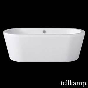 Freistehende Badewanne Oval : tellkamp solit r freistehende oval badewanne 0100 082 a cr reuter onlineshop ~ Sanjose-hotels-ca.com Haus und Dekorationen