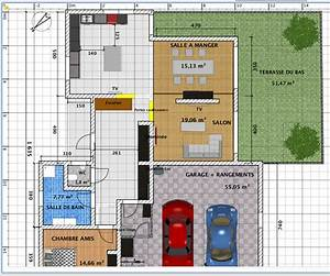 plan maison structure metallique charpente en mtal with With plan maison structure metallique