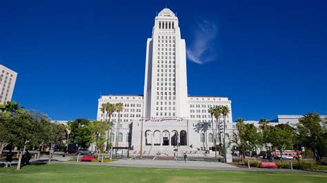 Positive Results At La City Hall Encouraging