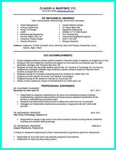 chemical engineering resume http jobresumesle