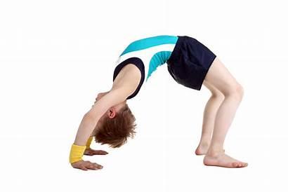 Gymnastics Boys Gymnast Children Haar Junge Capelli