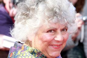 Miriam Margolyes on her life – a Dead Good Adventure ...
