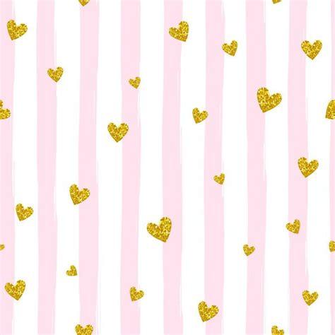 shop golden love heart pattern backdrop  valentines day