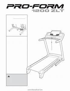 Proform 1200 Zlt Treadmill