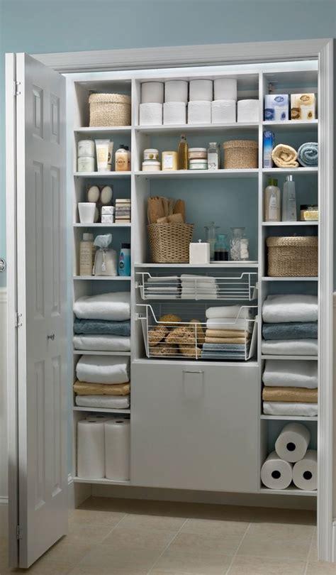 linen closets ideas  pinterest bathroom