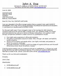 example resume example cover letters responding to ad in With a cover letter is an advertisement