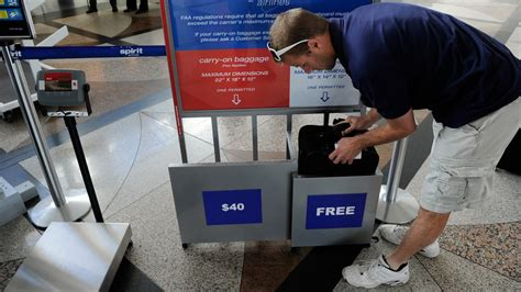 Spirit Airlines Baggage Coupon