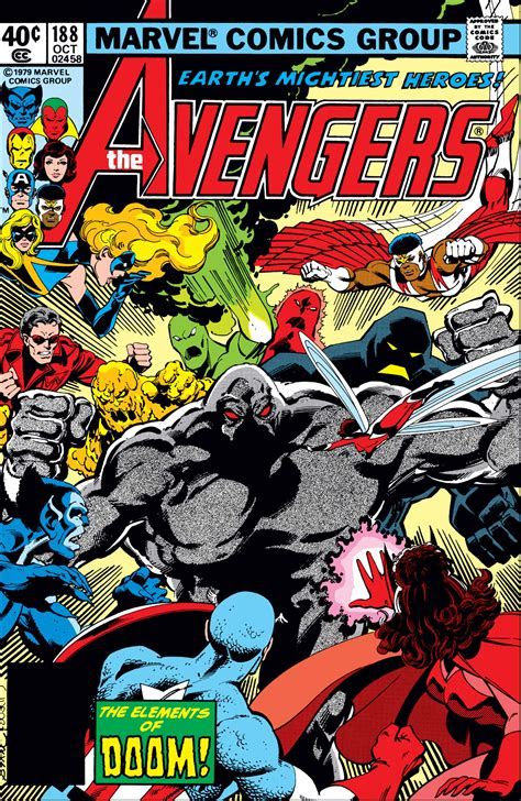 Avengers (1963) #188 | Comic Issues | Marvel
