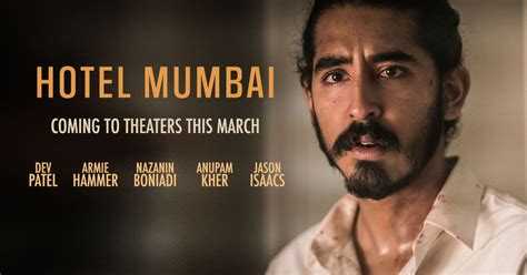 hotel mumbai official  site starring dev patel
