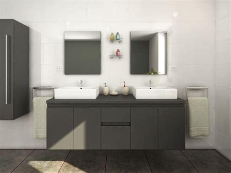 canapé 150 cm meubles de salle de bain lavita ii suspendus vasque