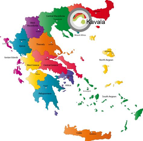 What Is Geographical Location by Geographical Location Benefit Organization Of Kavala
