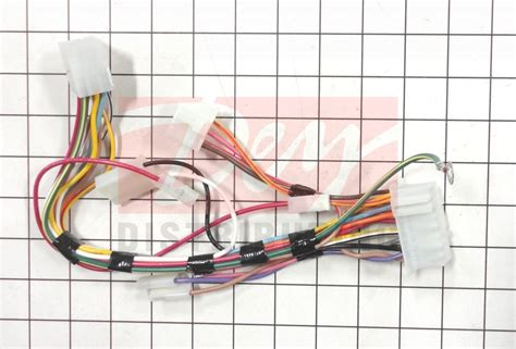 Wiring Harnes For Whirlpool Dryer by Wp3406288 Whirlpool Washer Dryer Wire Harness Dey