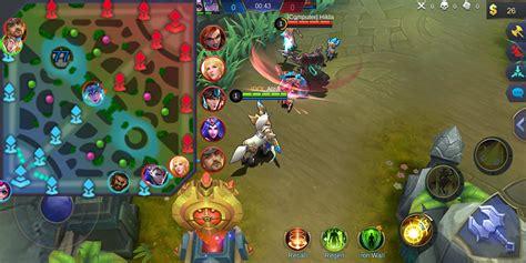 6 Perbedaan Mode Game 5v5 Vainglory, Arena Of Valor, Dan