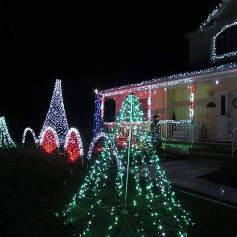 where to see the best light displays in nj