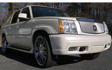 2003 Cadillac Escalade Ext by Used 2003 Cadillac Escalade Ext Base Marietta Ga