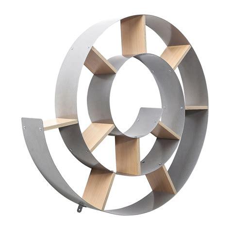 canape lit design etagere mural argent kare design