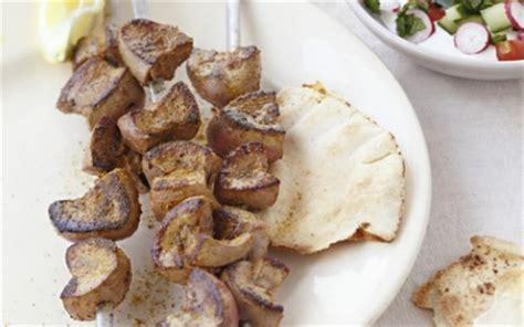 http 750g com fiche de cuisine recette brochettes de rognons de porc tandoori et raïta