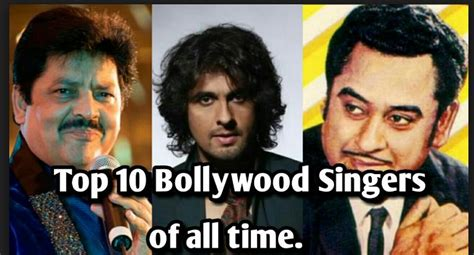 Top 10 Male Singer In Bollywood For All Time