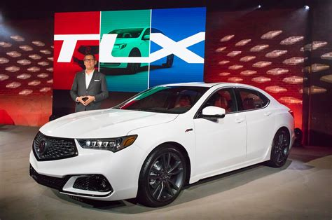 Acura Tlx 2018 by 2018 Acura Tlx Look Review