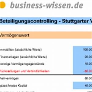 Unternehmensbewertung Berechnen : stuttgarter verfahren zur unternehmensbewertung excel tabelle business ~ Themetempest.com Abrechnung
