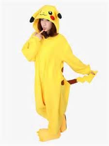 Pokemon Pikachu Adult Onesie