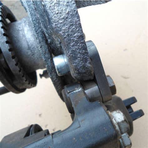 subaru impreza  pot rear brake classic conversion