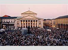 Seit 15 Jahren freier Eintritt bei Oper für alle dank BMW