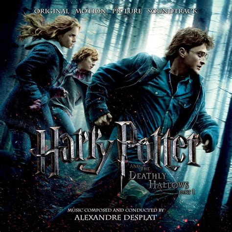 harry poter and the harry potter and the deathly hallows part 1 soundtrack cover soundtracks picture