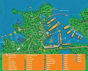 Green Turtle Bay Resort Map