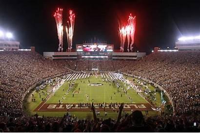 Stadium Football Florida Doak Campbell State Fsu