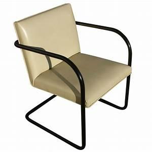 Mies Van Der Rohe Chair : 1 thonet mies van der rohe brno tubular side chair ebay ~ Watch28wear.com Haus und Dekorationen