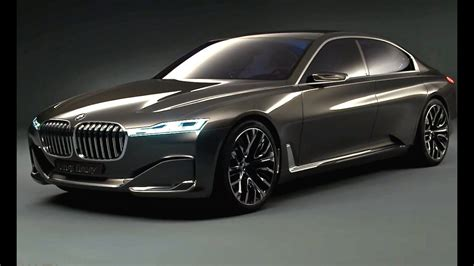 New Bmw 7 Series 2016 Bmw G11/g12 Future Luxury Commercial