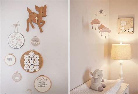 chambre bébé vintage une chambre bébé joliment vintage baby deer and