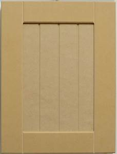 Mission MDF Kitchen Cabinet Door by Allstyle Cabinet Doors