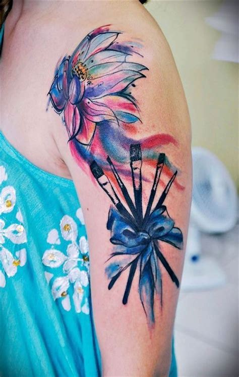 50 Gorgeous Flower Tattoo Designs For Women You Must See » EcstasyCoffee