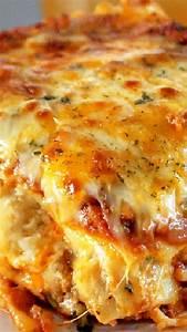Die besten 25+ Cheesy lasagna recipe Ideen auf Pinterest Einfaches Lasagne Rezept, Lasagne mit