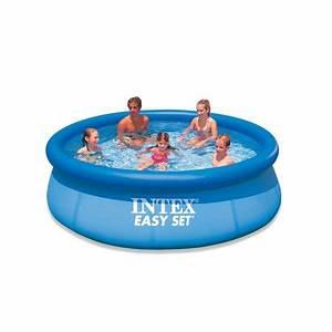 Easy Set Pool : intex easy set 10 39 x 30 swimming pool with filter pump ~ Orissabook.com Haus und Dekorationen