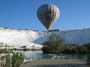 Pamukkale Hot Air Balloon Flights - Pamukkale Tours