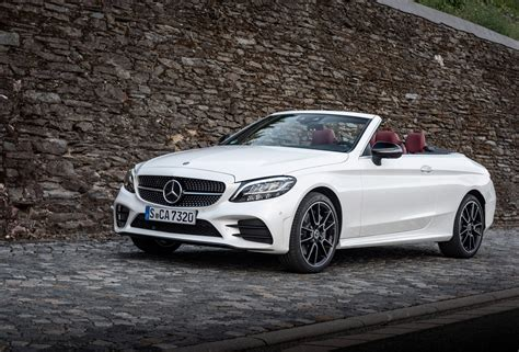 The Really, Really Big 2019 Mercedes-benz And Amg C-class