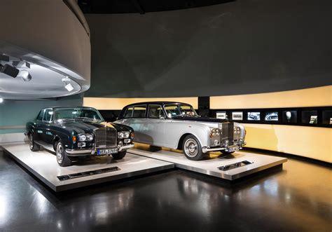rolls royce exhibition opens  bmw museum