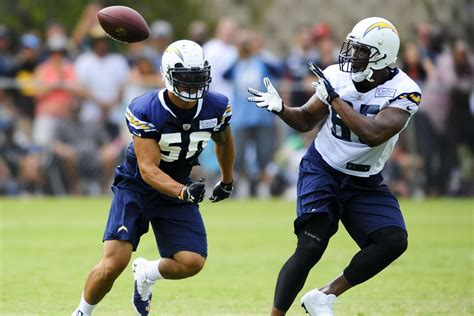 San Diego Chargers Release First Depth Chart Of 2013