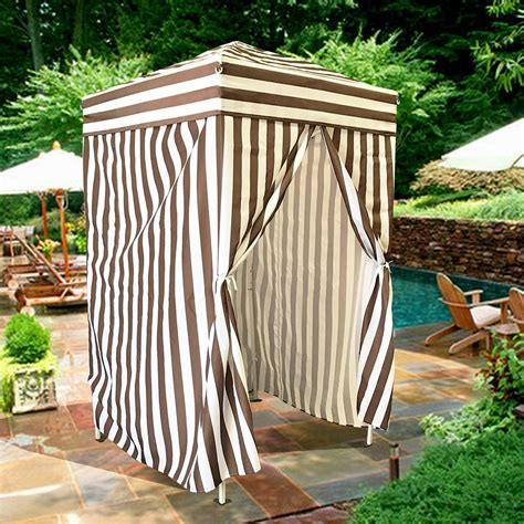 details impact canopy pop canopy beach cabana pool changing room privacy tent