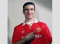 Eric Cantona at 50 in pictures Sportsmail reflects on the
