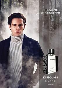 L'Insoumis Lalique cologne - a new fragrance for men 2016  Men
