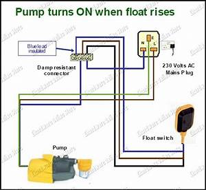 Septic Pump Float Switch Wiring Diagram Tank Fresh Amazing