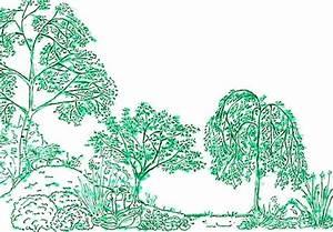 Gartengestaltung Unter Bäumen : naturgarten tr umen unter b umen ~ Yasmunasinghe.com Haus und Dekorationen
