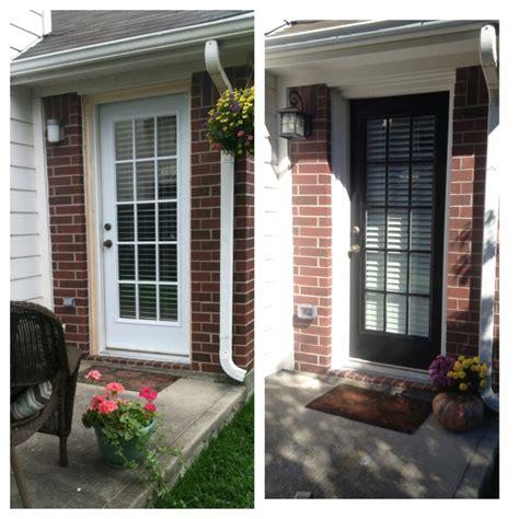 black patio doors 1000 images about black patio door on