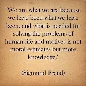 Sigmund Freud | ψ Psychology Quotes ψ